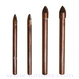 Broca de vidro Bits Brown Finish (GD-004)